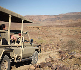 Best of Namibia Safari with Southern Extension