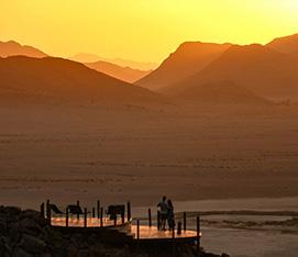 Namibia Highlights Fly-in Safari