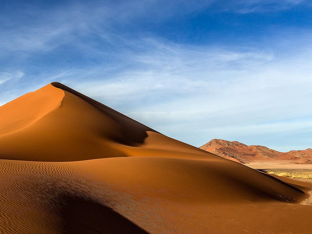 Desert, Dune & Wildlife Fly-in Safari