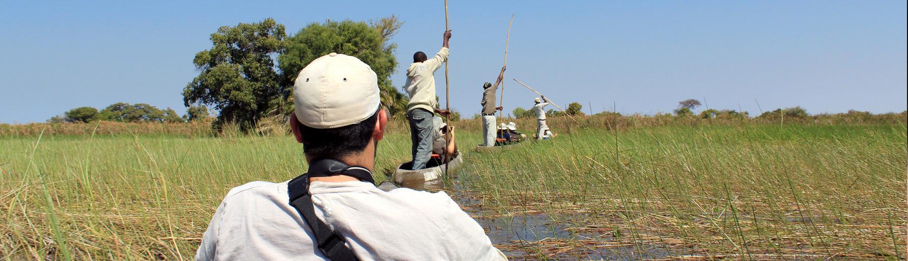 Best time to Visit the Okavango Delta
