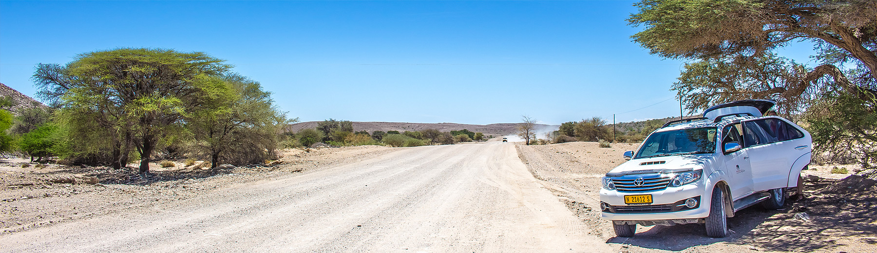 Self-drive Africa