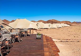 Desert Hills Glamping Camp