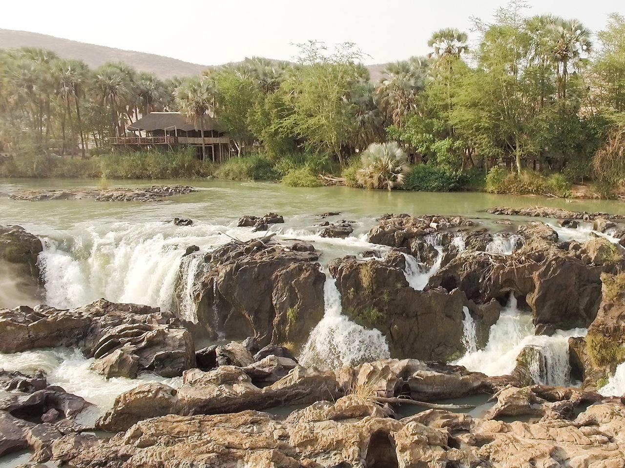 Epupa Falls Lodge & Campsite