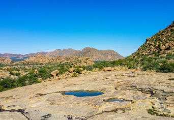 Erongo Rocks Campsite
