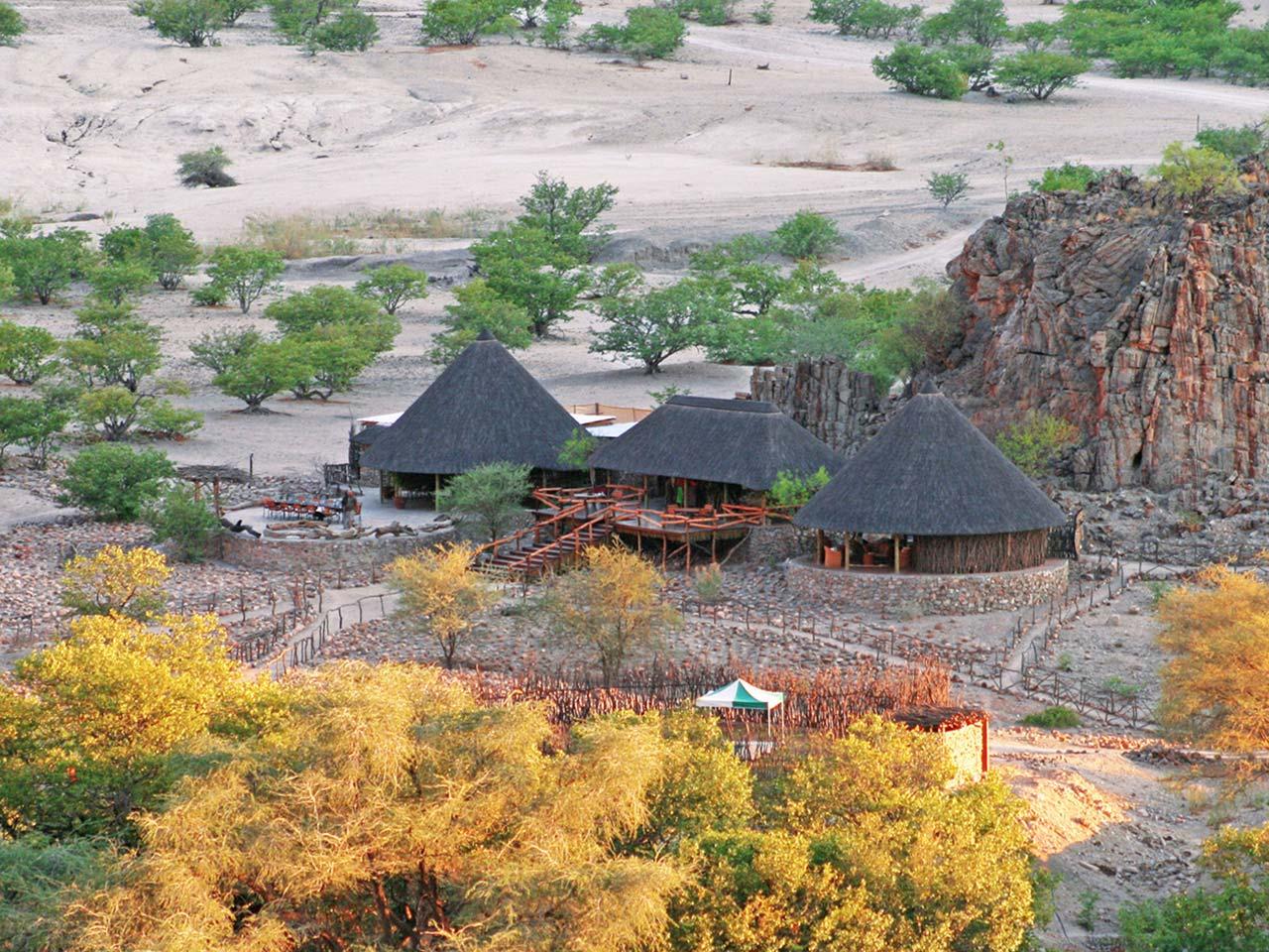 Khowarib Lodge