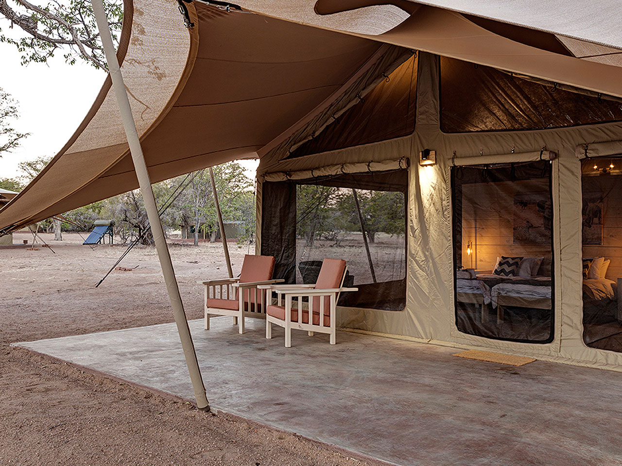 Malansrus Tented Camp