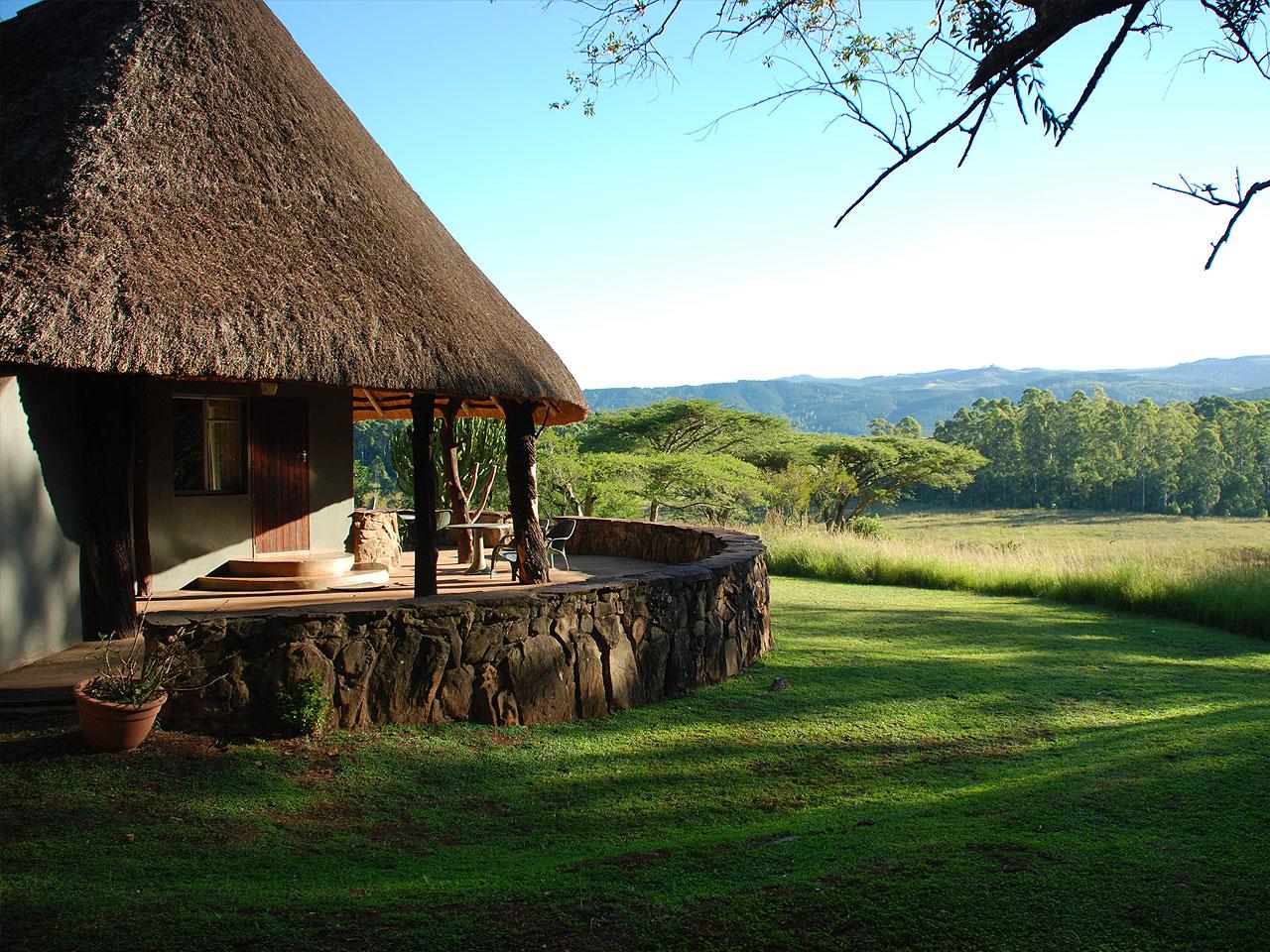 Mlilwane Rest Camp