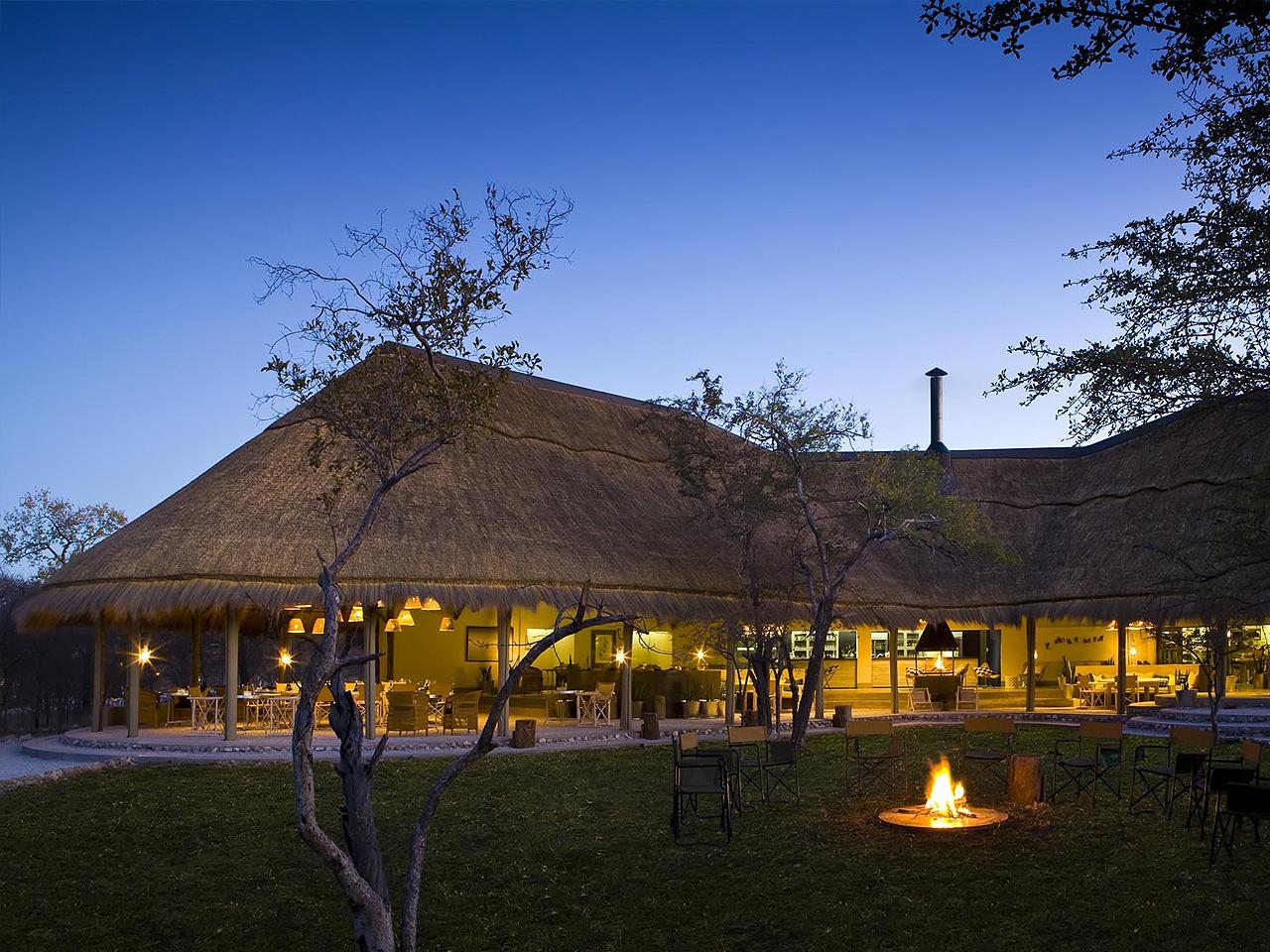 Mushara Bush Camp