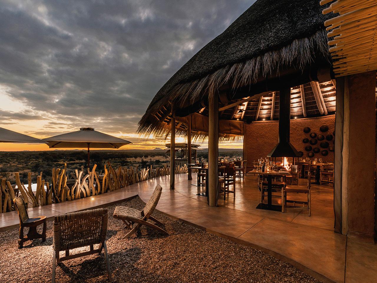 Omaanda Lodge