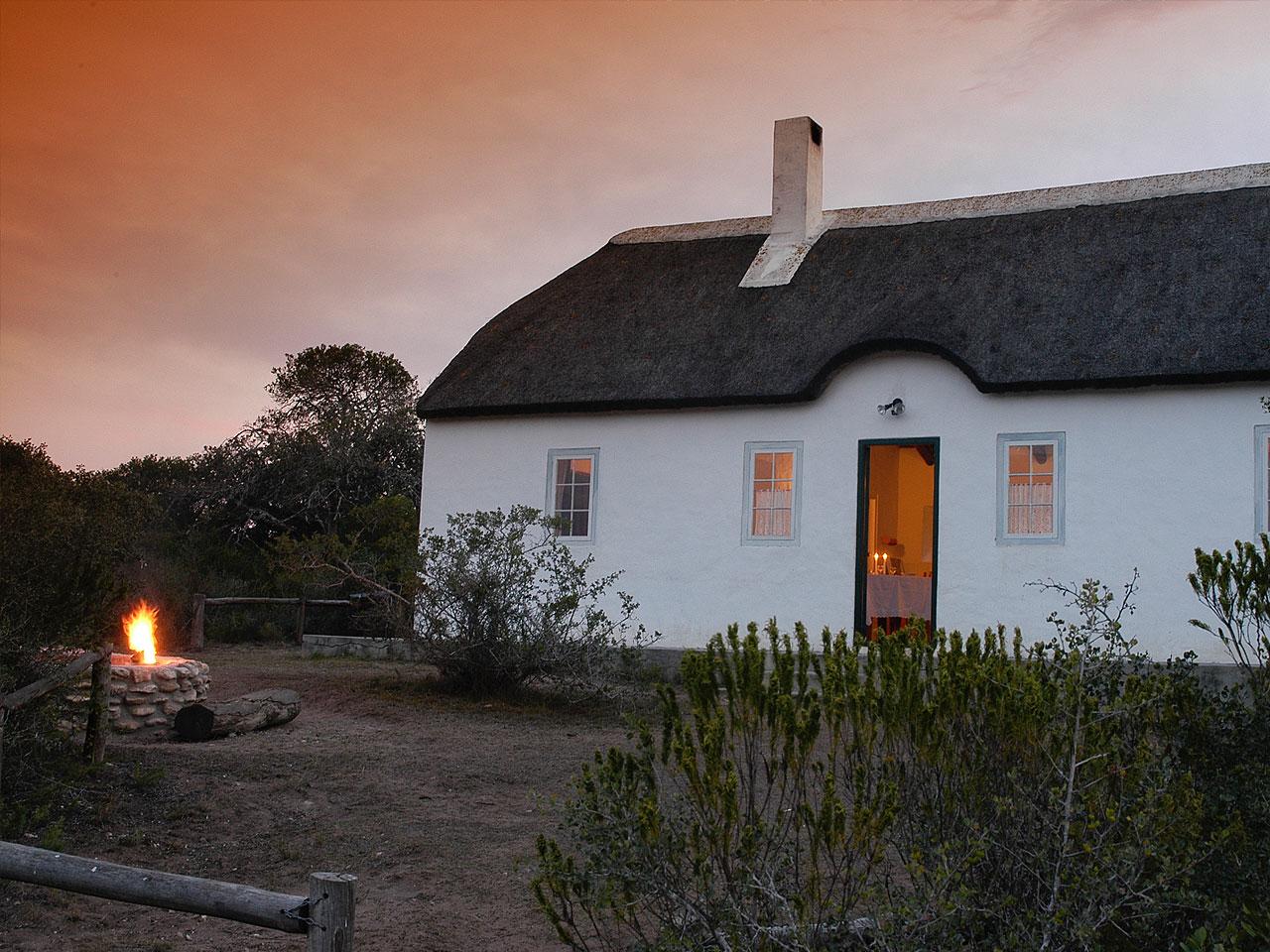 Opstal Cottages De Hoop Nature Reserve