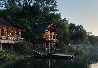 Tongabezi Lodge