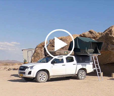 Set Up Your Roof-top Tent (Video)