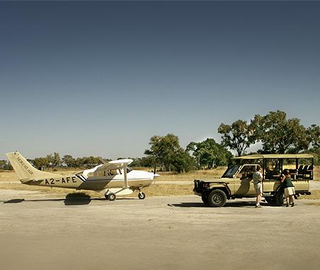 Fly-in Safaris Namibia