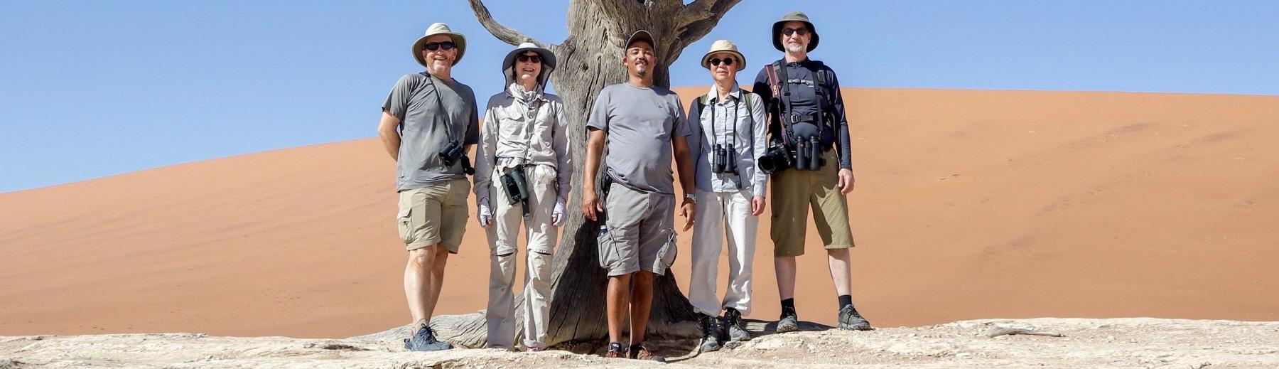 Private Guided Safaris