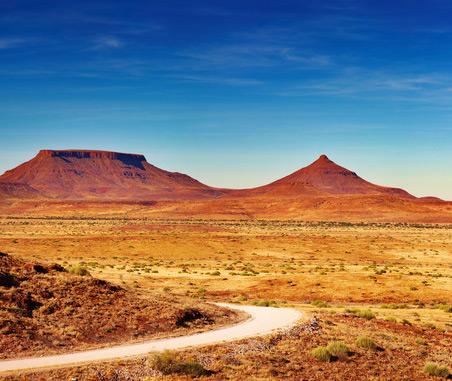 Namibia Environment