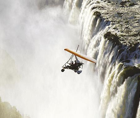 Vic Falls: Zimbabwe or Zambia?