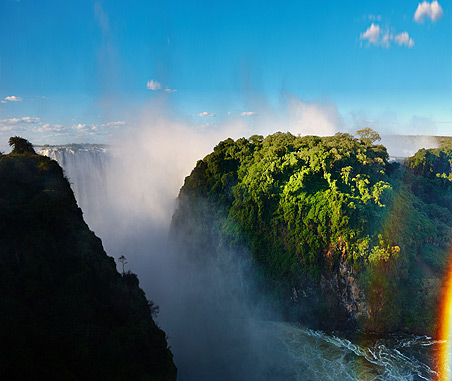 Victoria Falls Water Levels - When is Best?