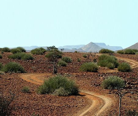 Namibia Self-Drive Tours