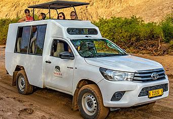 Toyota Hilux Safari