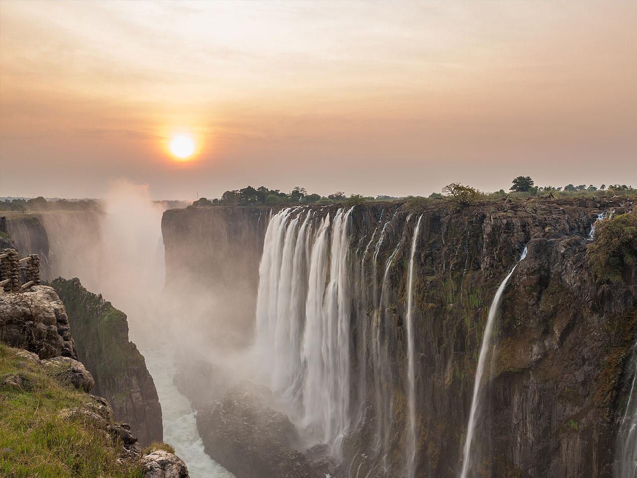 Victoria Falls (Zim)
