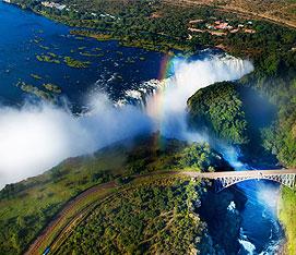 Victoria Falls & Hwange Safari