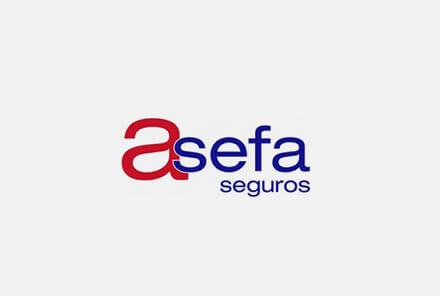 Official logo of Asefa Seguros