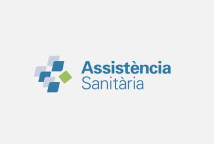 Official logo of Assistencia Sanitaria