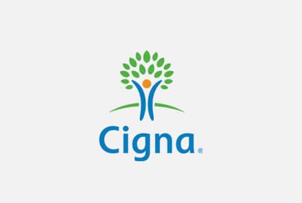 Official logo of Cigna