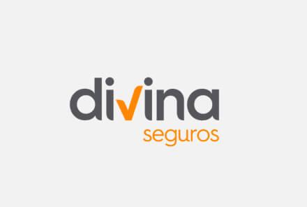 Official logo of Divina Seguros