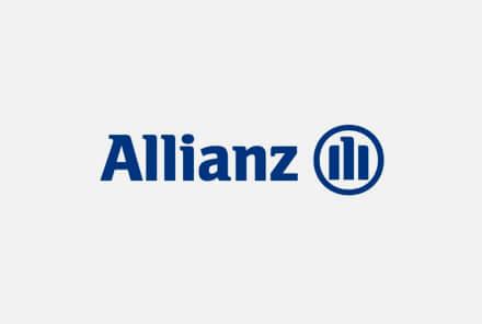 Official logo of Allianz