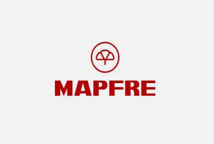 Official logo of Mapfre