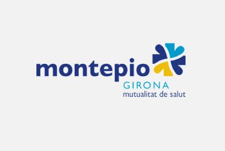 Official logo of Montepio Girona