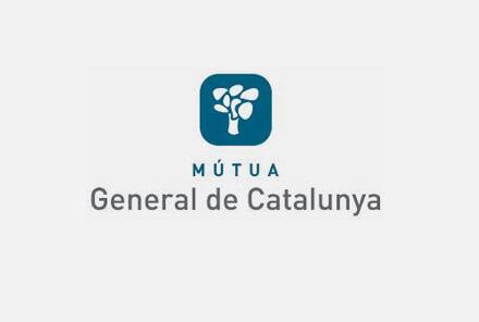 Official logo of Mútua General de Catalunya
