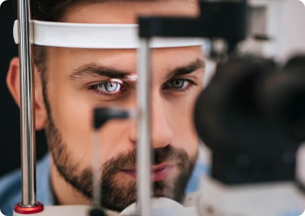 Control de glaucoma