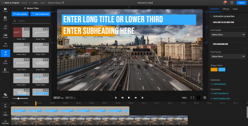 How To Add Text To Your Video