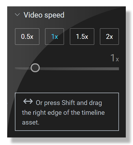How To Speed Up Or Slow Down Videos