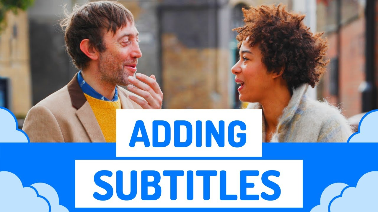 How to add subtitles to your videos online: