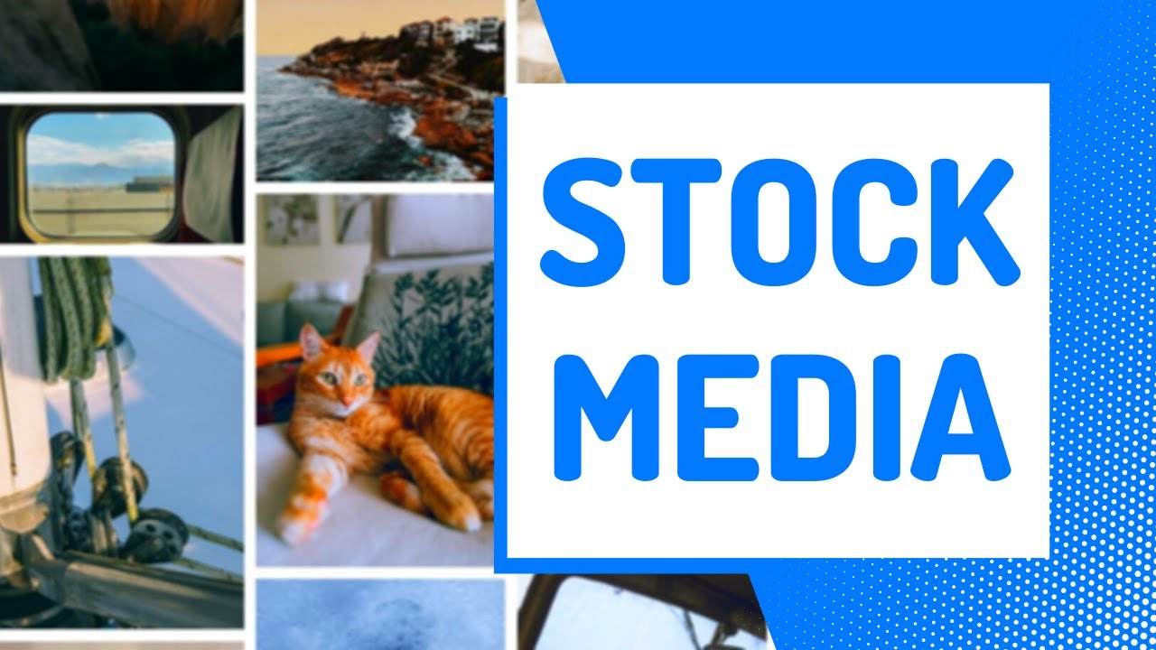 How to add stock footage to your videos :