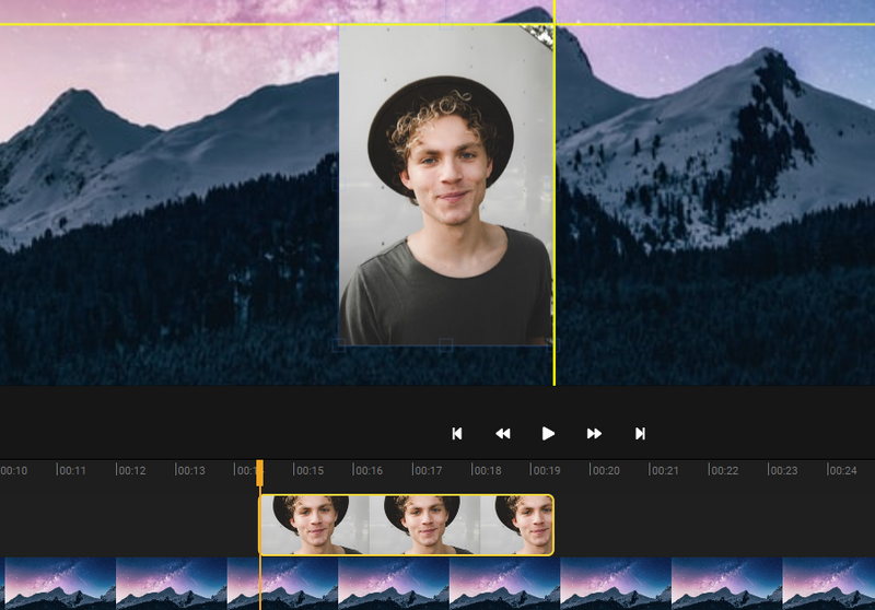 How to make a video with pictures online