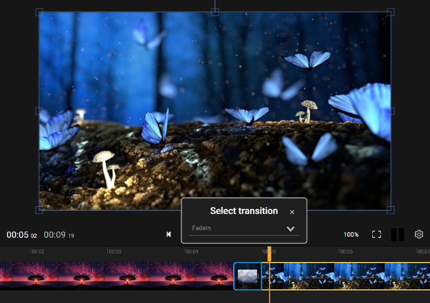 How to make a slideshow video with music