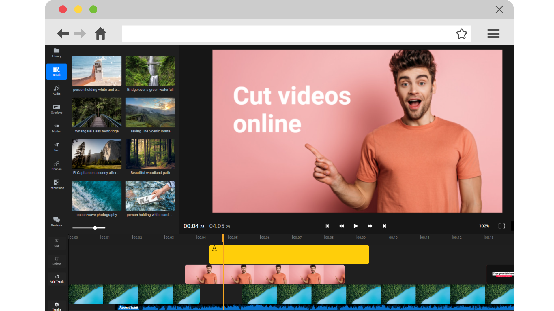 How to cut videos in minutes