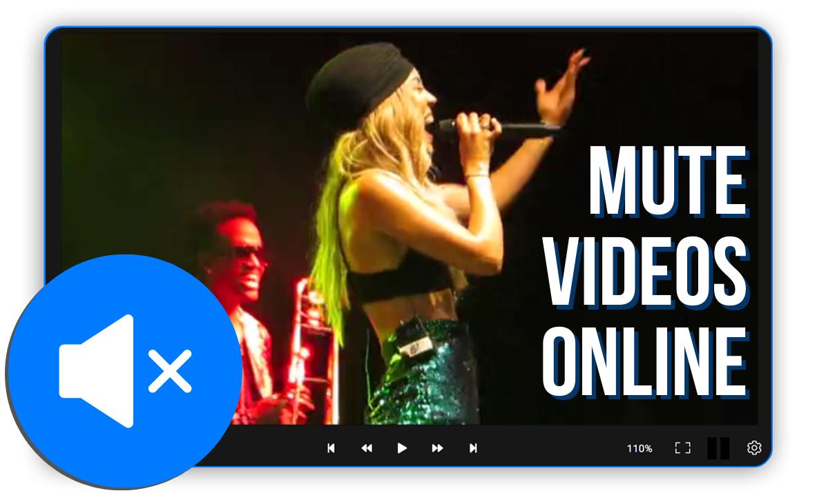 Mute Video Online