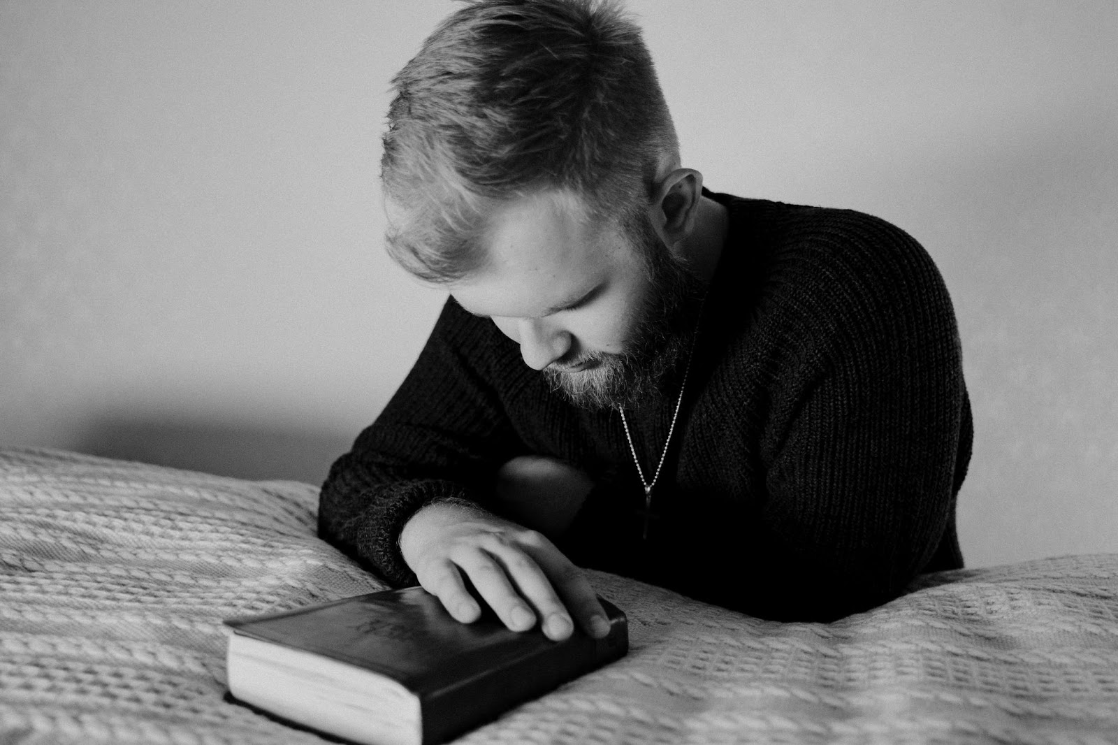 Learn more about the power of prayer and why it works in the lives of believing Christians with pray.com.
