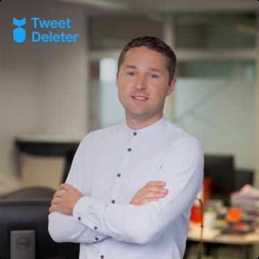 TweetDeleter CEO