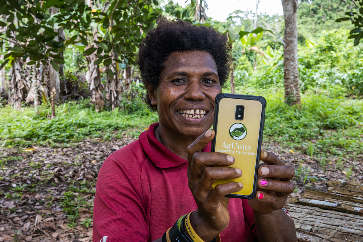 AgUnity and VaultID Partnership provide vital services for PNG Agricultural sector during COVID-19