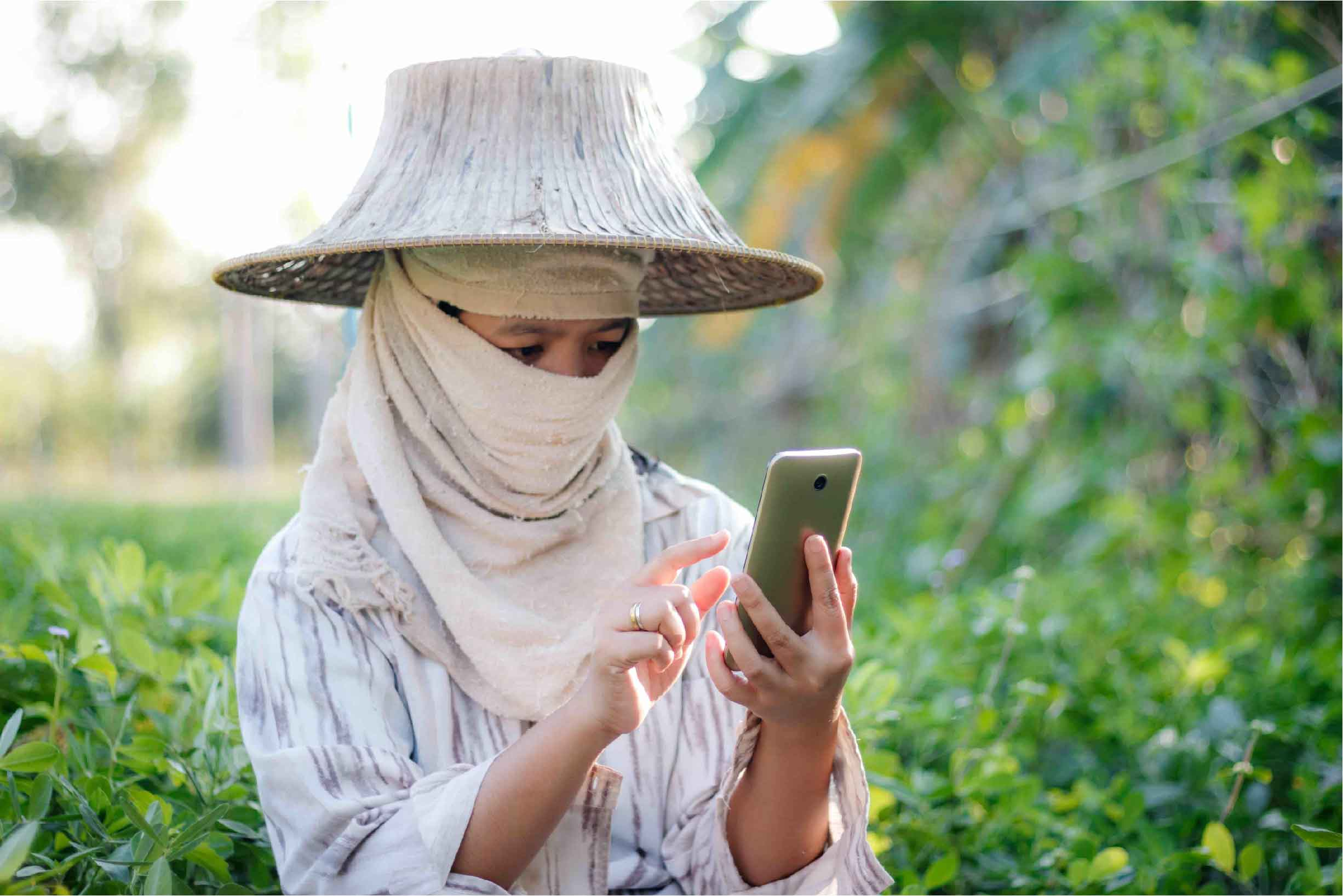 Making Smartphones Relevant for the World's Poorest Farmers: An Interview with David Davies