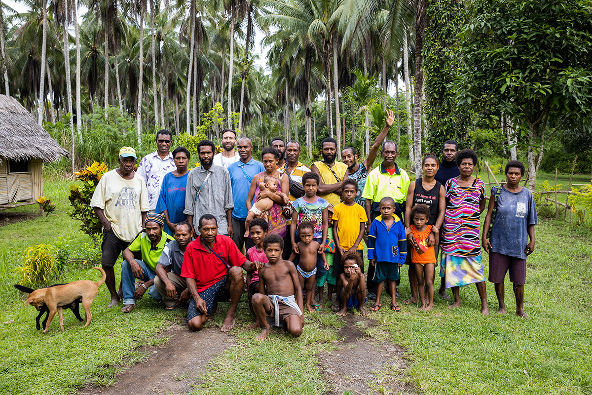 COVID-19 Battered Papua New Guinea's Food Security: AgUnity Has The Potential To Help Them Rebuild