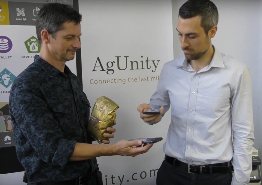 Tapping into the One Trillion Dollar Impoverished Agricultural Markets with $1m ARR AgUnity Founder David Davies