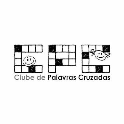 Logo Clube de Palavras Cruzadas Escolar