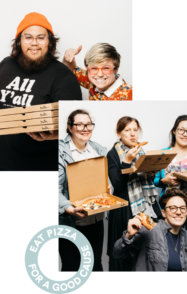 Fundraising - Oath Pizza